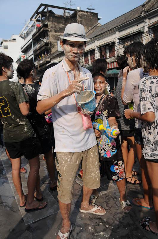 Songkran, Thailand, Bangkok, Banglamphu, Wasserschlacht, Reiseberichte, www.wo-der-pfeffer-waechst.de
