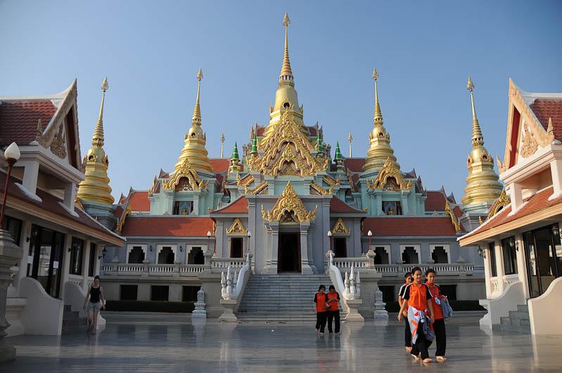 Elternzeit, Reisen mit Babys und Kleinkindern, Thailand, Südostasien, Ban Krut, Wat Tang Sai, www.wo-der-pfeffer-waechst.de