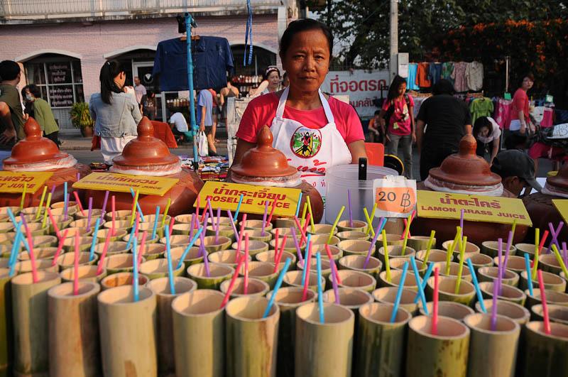 Thailand, Chiang Mai, Markt, www.wo-der-pfeffer-waechst.de