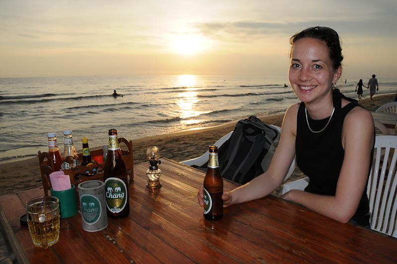 Ein Chang Beer auf Koh Chang – Wer kann dazu schon Nein sagen? www.wo-der-pfeffer-waechst.de