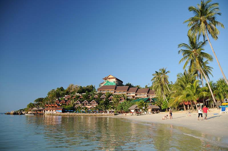 Asien, Thailand, Koh Phangan, thailändische Inseln, Haad Yao, beach, strände, Reiseberichte, www.wo-der-pfeffer-waechst.de