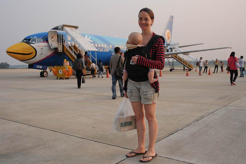 Elternzeit, Reisen mit Babys und Kleinkindern, Thailand, Südostasien, Phitsanulok, www.wo-der-pfeffer-waechst.de
