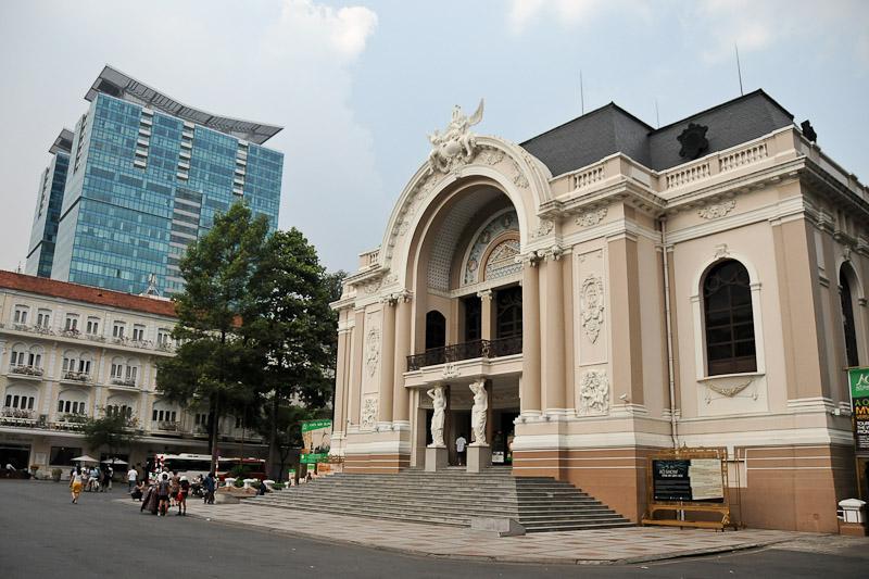 Vietnam, Ho-Chi-Minh-Stadt, City, Saigon, Oper, Opera, www.wo-der-pfeffer-waechst.de