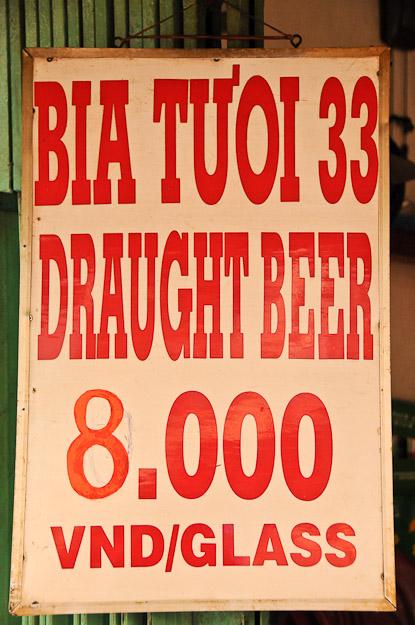 Vietnam, Ho-Chi-Min-Stadt, City, Bier, Beer, www.wo-der-pfeffer-waechst.de