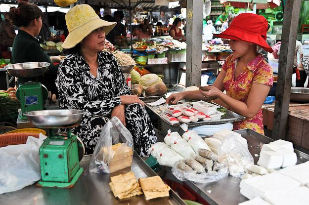 Vietnam, Ho-Chi-Minh-Stadt, City, Thai-Binh-Markt, MArket, www.wo-der-pfeffer-waechst.de