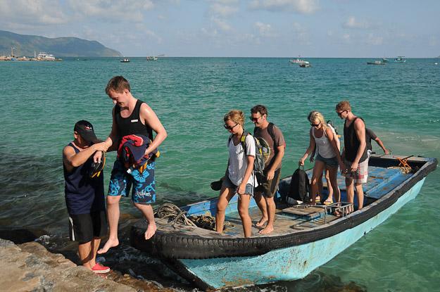 Vietnam, Con Dao, Bootsausflug, www.wo-der-pfeffer-waechst.de