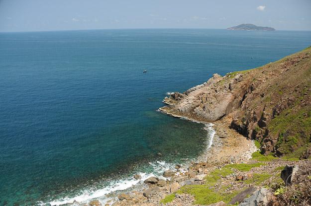 Vietnam, Con Dao, Con Son, Coastline, Küste, www.wo-der-pfeffer-waechst.de