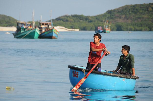 Vietnam, Con Dao, Con Son, Ben Dam, Rundboot, www.wo-der-pfeffer-waechst.de