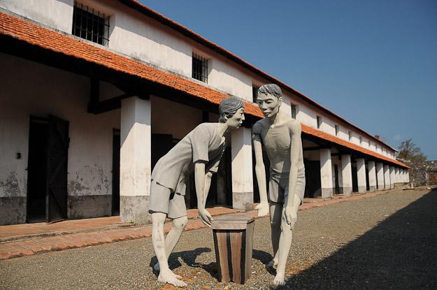 Vietnam, Con Dao, Con Son, Prison, Gefängnis, www.wo-der-pfeffer-waechst.de