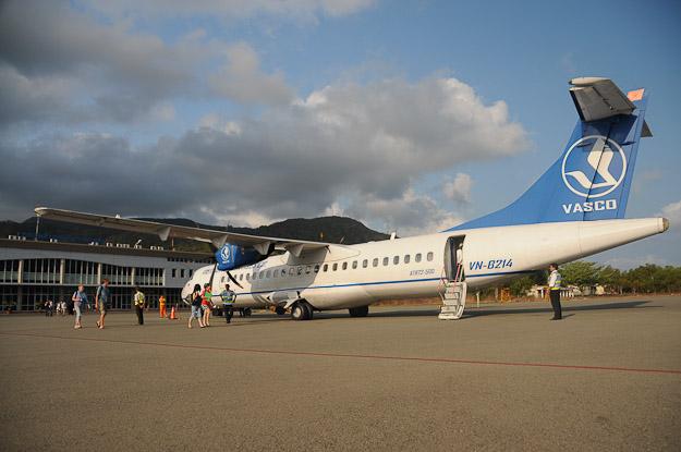Vietnam, Con Dao, Con Son, VASCO, Airport, Flughafen, www.wo-der-pfeffer-waechst.de