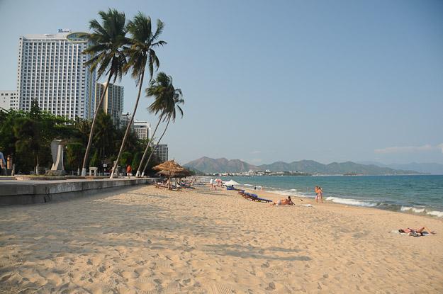 Vietnam, Nha Trang, Beach, Strand, Reiseberichte, www.wo-der-pfeffer-waechst.de