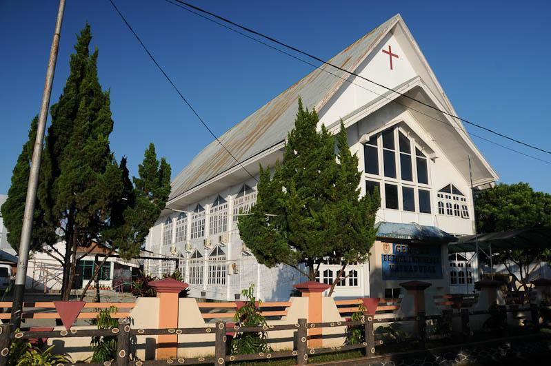 Waikabubak, Sumba, Insel, Indonesien, Kirche, church, Marapu, www.wo-der-pfeffer-waechst.de