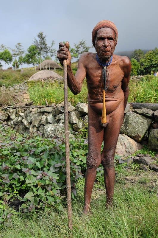 Indonesien, West-Papua, Wamena, Baliem-Tal, valley, Trekking, Tour, Koteka, Penisrohr, www.wo-der-pfeffer-waechst.de