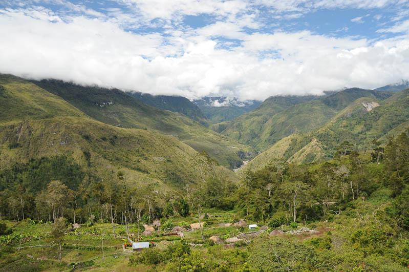 Indonesien, West-Papua, Wamena, Baliem-Tal, valley, Trekking, Tour, Landschaft, www.wo-der-pfeffer-waechst.de