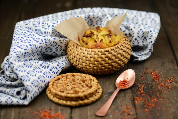 Sambal Kering Kentang, Indonesien, indonesische, vegetarische, vegane, Rezepte, Bratkartoffeln, Zutaten, www.wo-der-pfeffer-waechst.de