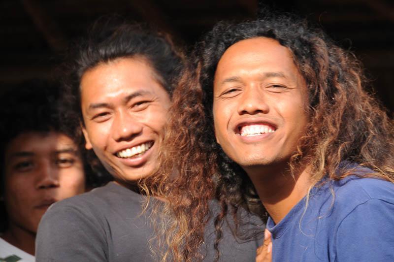 Locals, Gili Trawangan, Gili-Inseln, Gilis, Lombok, Indonesien, Indonesia, Reiseberichte, www.wo-der-pfeffer-waechst.de