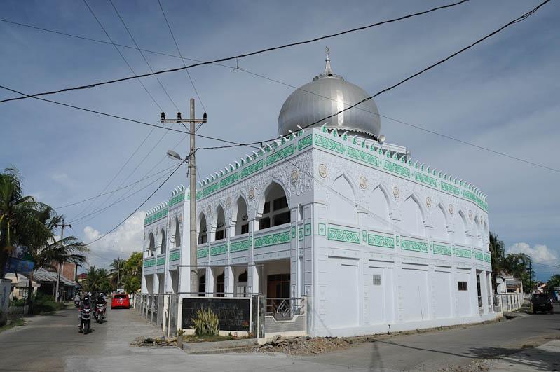 Indonesien, Indonesia, Sumatra, Banda Aceh, Moschee, Mosque, Masjid, Reiseberichte, www.wo-der-pfeffer-waechst.de