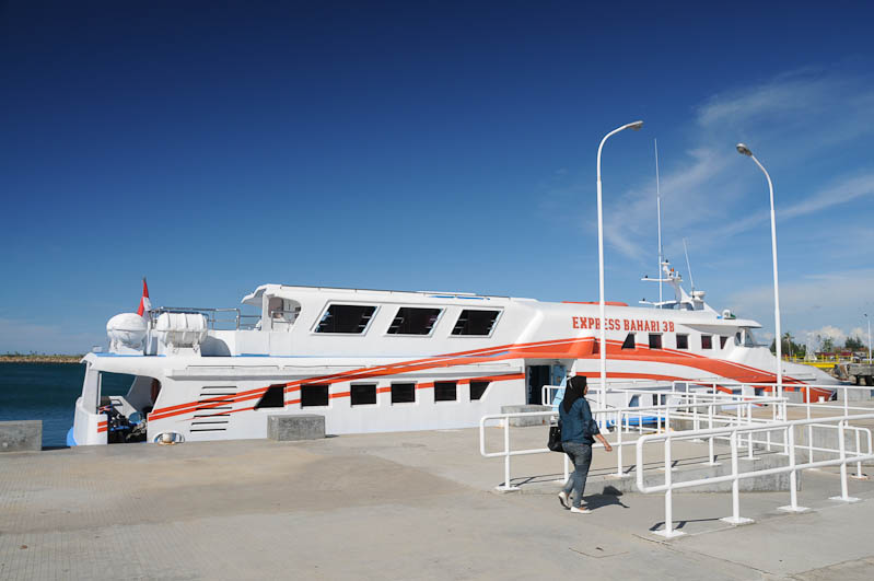 Uleh Leh, Ulee Leh, Hafen, harbour, port, Banda Aceh, Pulau Weh, Fähre, ferry, ship, boat, Sumatra, Indonesien, Indonesia, Reiseberichte, www.wo-der-pfeffer-waechst.de