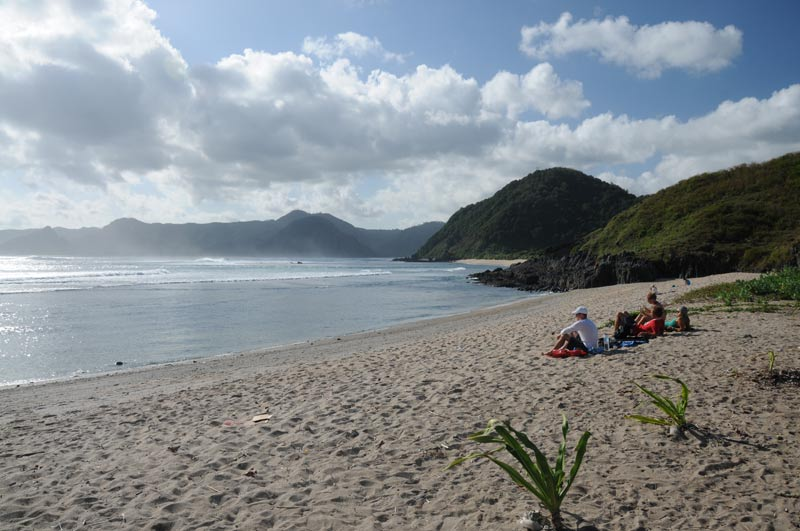 Indonesien, Indonesia, Insel, Süd-, Lombok, Kuta, Strände, Pantai, Mawi, Beach, Foto: Heiko Meyer, www.wo-der-pfeffer-waechst.de