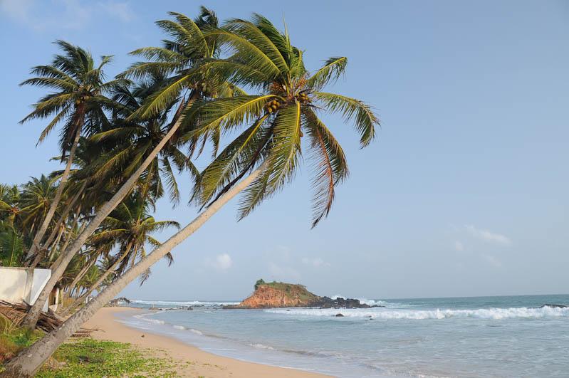 Sri Lanka, Ceylon, Mirissa, Beach, Strand, Strände, Insel, Reisebericht, www.wo-der-pfeffer-waechst.de