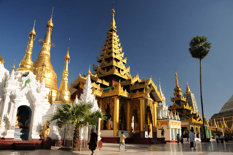 Yangon, Rangoon, Rangun, Shwedagon-Pagode, Pagoda, buddhistischer Tempel, Myanmar, Burma, Birma, Reisebericht, www.wo-der-pfeffer-waechst.de