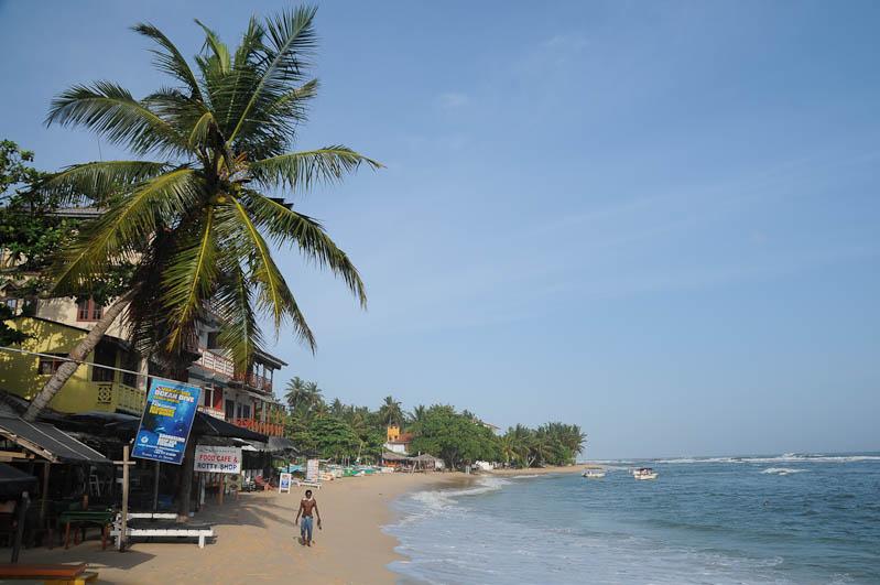 Sri Lanka, Ceylon, Unawatuna, Beach, Strand, Strände, Insel, Reisebericht, www.wo-der-pfeffer-waechst.de