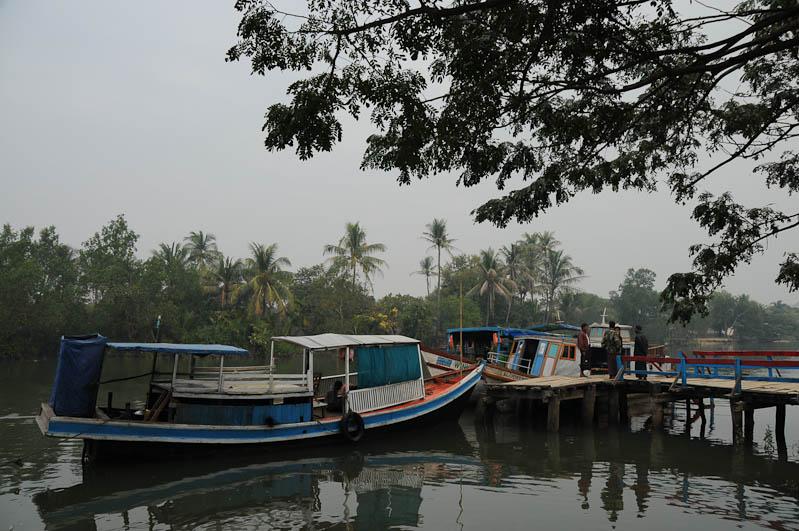 Sittwe, Akyab, Rakhine-Staat, State, Division, Boot, boat, von, nach, to, Mrauk U, Kaladan-Fluss, river, Myanmar, Burma, Birma, Reisebericht, www.wo-der-pfeffer-waechst.de