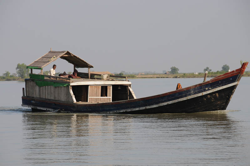 Sittwe, Akyab, Rakhine-Staat, State, Division, Boot, boat, von, nach, to, Mrauk U, Myanmar, Burma, Birma, breiter Kaladan-Fluss, River, Reisebericht, www.wo-der-pfeffer-waechst.de