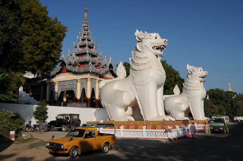 Mandalay Hill, Sonnenuntergang, Myanmar, Burma, Birma, Reisebericht, www.wo-der-pfeffer-waechst.de