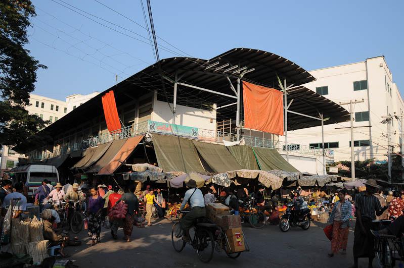 Mandalay, Markthalle, Myanmar, Burma, Birma, Reisebericht, www.wo-der-pfeffer-waechst.de