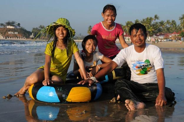Chaung Tha, Beach, Strand, Myanmar, Burma, Birma, Golf von Bengalen, Reiseberichte, www.wo-der-pfeffer-waechst.de