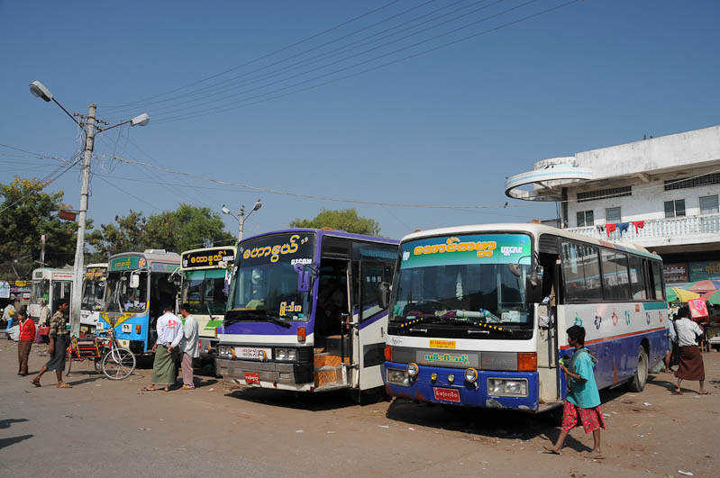 Mandalay, Busstation, Monywa, Myanmar, Burma, Birma, Reisebericht, www.wo-der-pfeffer-waechst.de