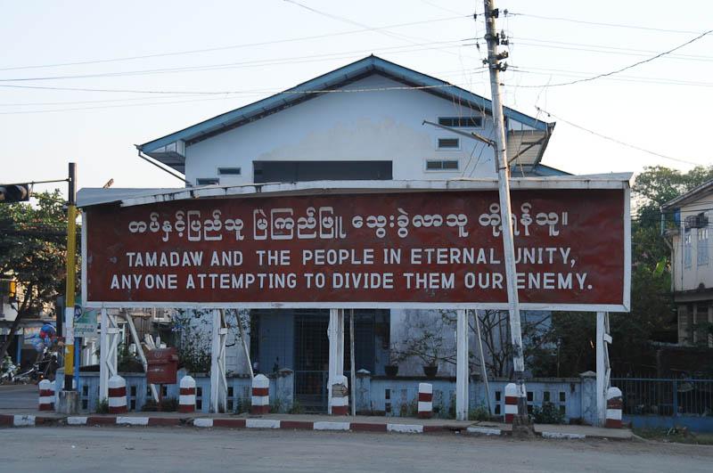 Hpa An, Karen, Kayin, Staat, State, Myanmar, Burma, Birma, Tatmadaw, Reisebericht, www.wo-der-pfeffer-waechst.de