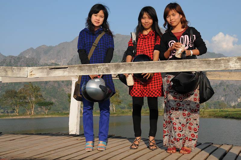 Kyauk Ka Lat-Pagode, Hpa An, Karen, Kayin, Staat, State, Brücke, Myanmar, Burma, Birma, Reiseberichte, www.wo-der-pfeffer-waechst.de