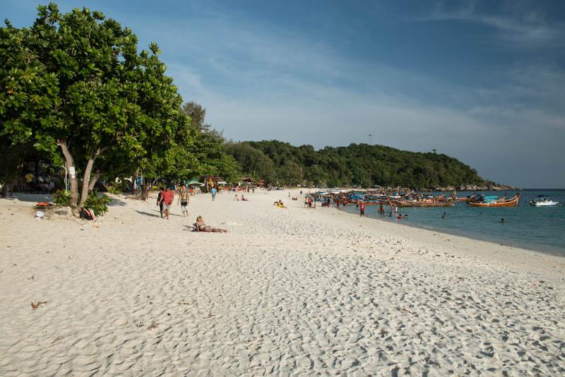 Koh Lipe, Ko Lipe, Thailand, Pattaya Beach, Strand, Strände, Reiseberichte, www.wo-der-pfeffer-waechst.de