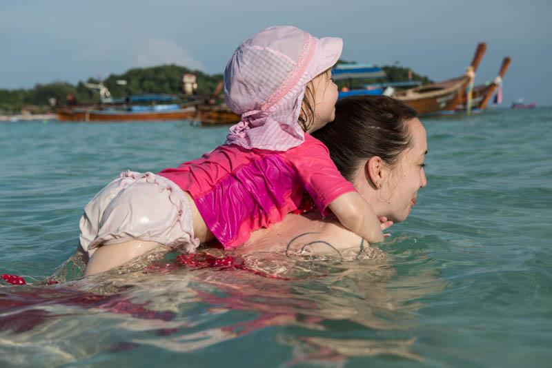Koh Lipe, Ko Lipe, Thailand, Reisen, mit, Kleinkindern, Babys, Strand, Strände, Pattaya Beach, Reiseberichte, www.wo-der-pfeffer-waechst.de