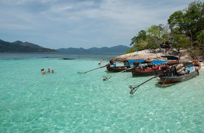 Koh Rawi, Koh Lipe, Ko Lipe, Thailand, Adang, Archipel, Tarutao, Snorkeling, Tour, Schnorcheln, Bootstrip, Ausflug, Reiseberichte, www.wo-der-pfeffer-waechst.de