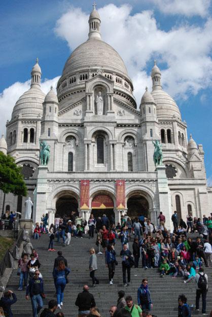 Paris, Frankreich, Wochenendtrip, Empfehlungen, Tipps, Sacré Coeur, Montmartre, Bilder, Fotos, Reiseberichte, www.wo-der-pfeffer-waechst.de