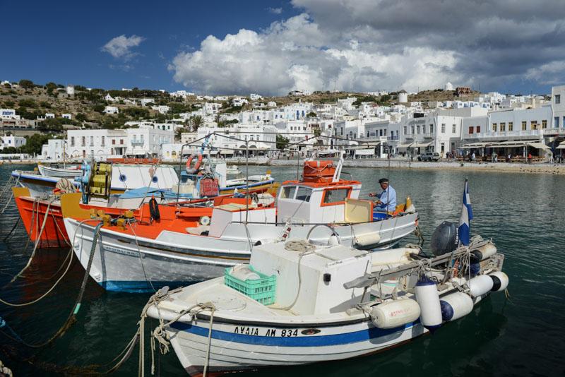 Mykonos, Mykonos-Stadt, alter Hafen, Kykladen, Griechenland, Inselhüpfen, Island-Hopping, griechische Inseln, Mittelmeer, Bilder, Fotos, Reiseberichte, www.wo-der-pfeffer-waechst.de
