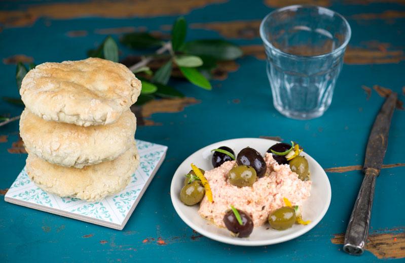 Griechische Vorspeisen: 10 vegetarische Mezzedes-Rezepte - Wo der ...