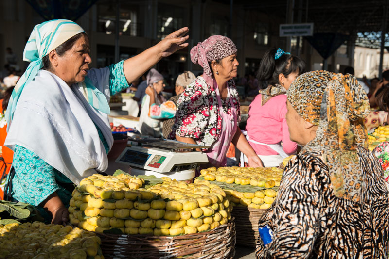 Samarkand, Samarqand, Siyob-Basar, Markt, Reisen, entlang der, Seidenstraße, Usbekistan, Zentralasien, Reiseberichte, www.wo-der-pfeffer-waechst.de