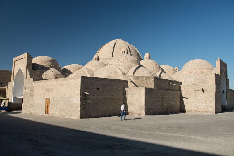 Buchara, Bukhara, Buxoro, Reisen, entlang der, Seidenstraße, Usbekistan, Zentralasien, Markt, überkuppelte Basare, Reiseberichte, www.wo-der-pfeffer-waechst.de