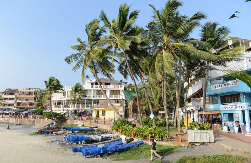 Kovalam Beach, Indien, Südindien, Kerala, Strände, Lighthouse Beach, Promenade, Leuchtturm, Reisetipps, Reisen mit Kindern, Rundreisen, Asien, Reiseberichte, Reiseblogger, www.wo-der-pfeffer-waechst.de