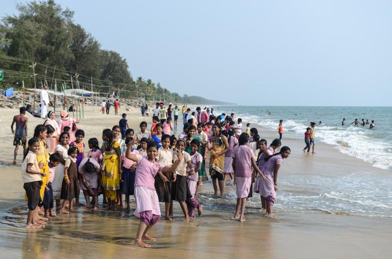 Cherai Beach, Strand, Strände, Urlaub, Kochi, Cochin, Vypeen Island, Insel, Südindien, Kerala, Reisetipps, Reisen mit Kindern, Rundreisen, Südasien, Reiseberichte, Reiseblogger, www.wo-der-pfeffer-waechst.de