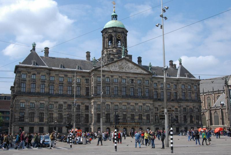 Königspalast, Reise nach Amsterdam, Zentrum, Städtetrip, Urlaub, Niederlande, Holland, Sehenswürdigkeiten, Reiseberichte, Blog, www.wo-der-pfeffer-waechst.de