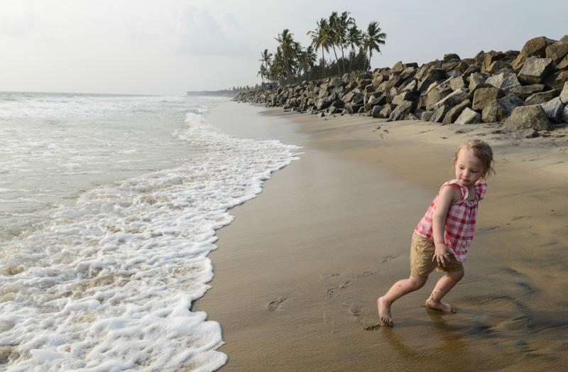 Kapill Beach, Ausflüge, Touren, Varkala, Indien, Südindien, Kerala, Reisetipps, Reisen mit Kleinkindern, Rundreisen, Asien, Reiseberichte, Reiseblogger, www.wo-der-pfeffer-waechst.de