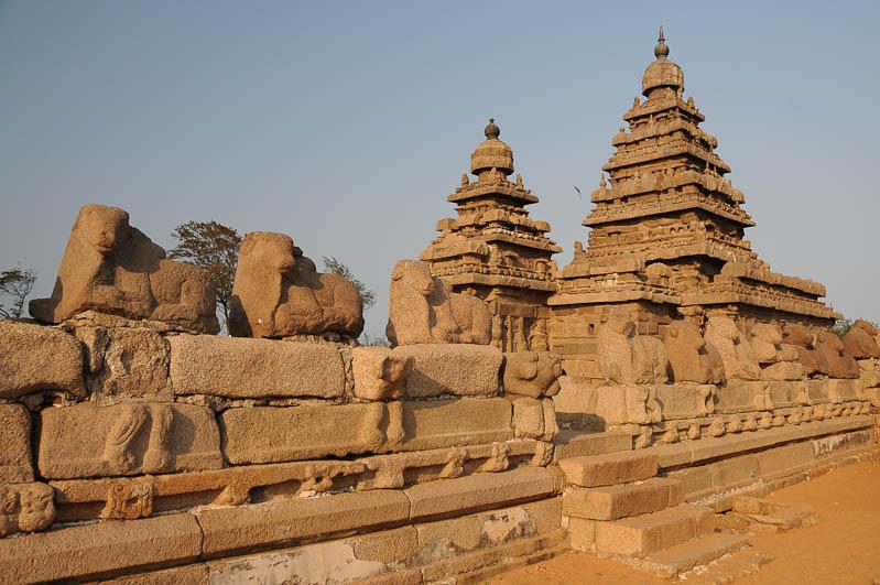 Mamallapuram, Mahabalipuram, Strandtempel, Tamil Nadu, Tempeltour, Südindien, Reisetipps, Rundreisen, Asien, Reiseberichte, Reiseblogger, www.wo-der-pfeffer-waechst.de
