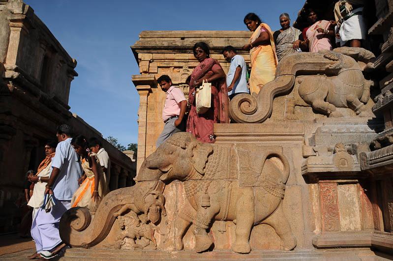 Thanjavur, Tanjore, Brihadishvara-Tempel, Felsrelief, Tamil Nadu, Tempeltour, Südindien, Reisetipps, Rundreisen, Asien, Reiseberichte, Reiseblogger, www.wo-der-pfeffer-waechst.de