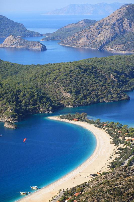 Türkei, Urlaubsziele, Reiseziele, Strände, Badeurlaub