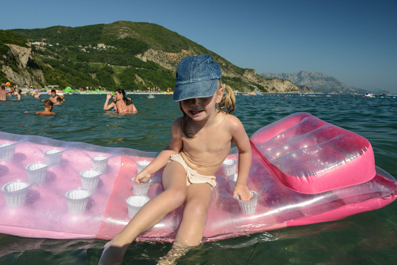Jaz Beach, Strand, Montenegro, Reisetipps, Rundreisen, Europa, Reiseberichte, Reisen mit Kindern, Reiseblogger, www.wo-der-pfeffer-waechst.de